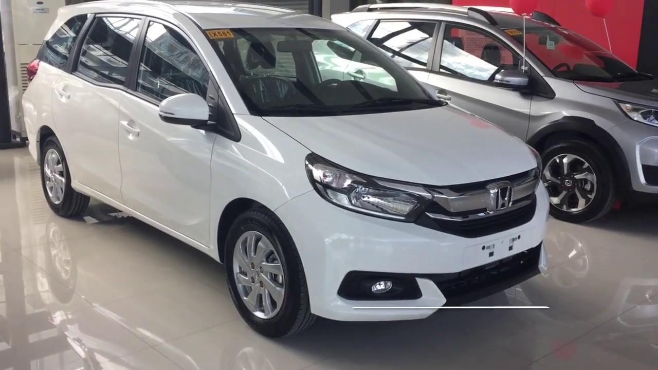 2018 Honda Mobilio 1 5 V Cvt Philippines Youtube