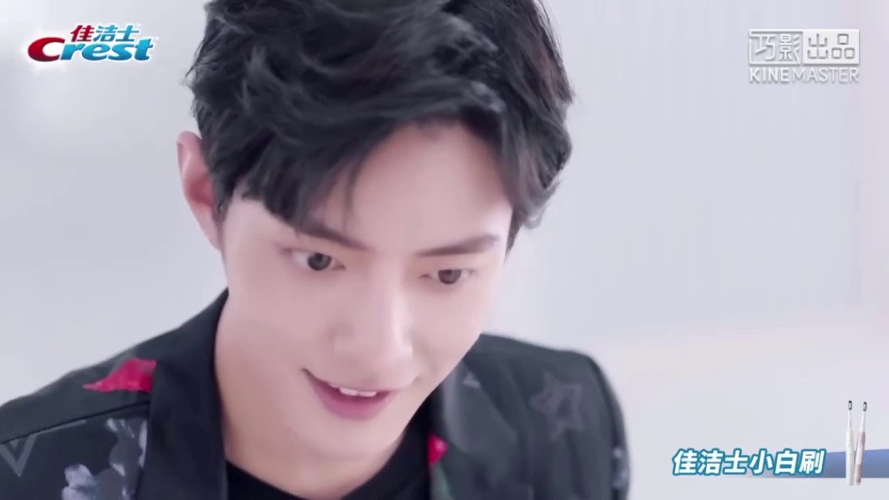 Download Ads of Xiao Zhan Which one do you like best? 肖战