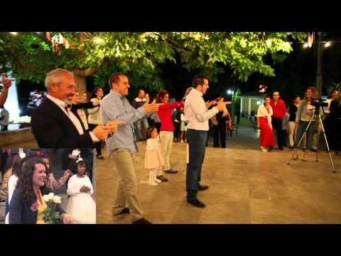 La mejor pedida de mano del mundo Flashmob.  Paco y Eli.