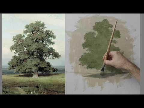 Вопрос: Как нарисовать дерево?