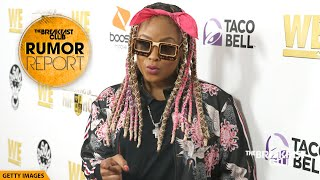 Da Brat Talks 'Mollywapping' Woman Over Allen Iverson