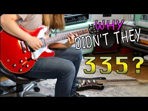 Riffs That Should Have Been Played On A 335?