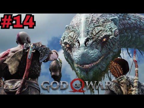 God of war 14 mimir e jormungandr batendo um papo - God of war jormungandr ...