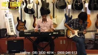 Toàn Tập Đàn - Mashup Tìm lại & Hương thơm diệu kì Guitar Solo