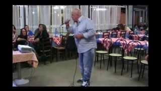 Karaoke - Stefano canta L'IMMENSITA' - KaraBoomba