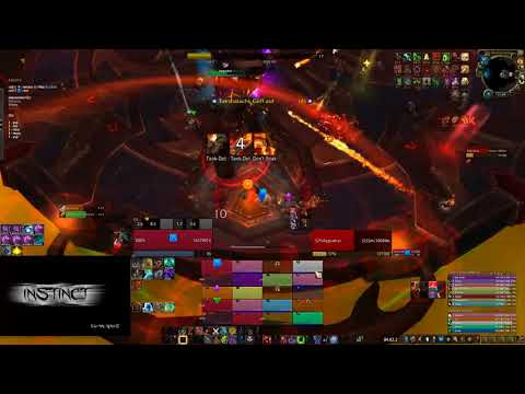 Instinct vs. Aggramar Mythic (Blood DK PoV) Thumbnail