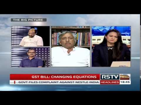 The Big Picture - GST Bill: Changing equations