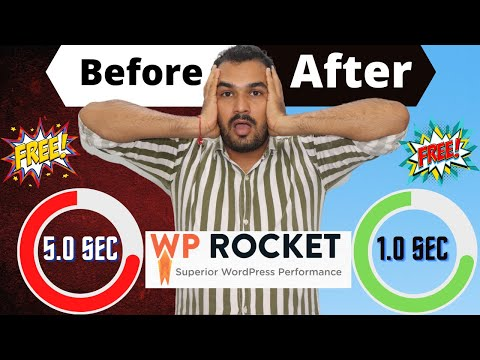 Latest WP Rocket Plugin Settings | Guide To Boost Website Speed 2021