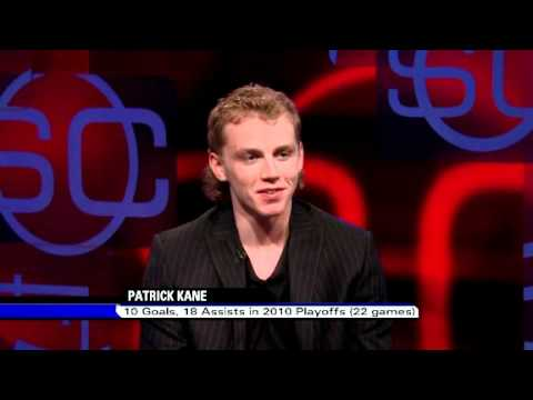 Jonathan Toews and Patrick Kane interview 2010