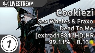 Cookiezi Sex Whales &amp Fraxo - Dead To Me (feat. Lox Chatterbox) [extrad1881] HDHR 2xMi ...