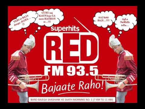 Allahabad RED FM BAND BAJEGA SHASHANK KE SAATH (SUDHA VERMA)