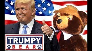 Trumpy Bear Official Commercial 2018 - TrumpyBear.com Parody
