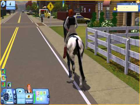 Are their horses on Sims 3 Pets for Xbox 360? - The Sims 3 ...