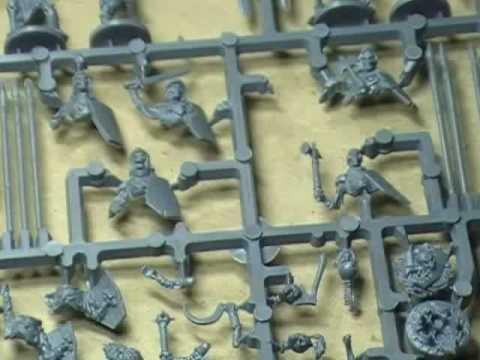 AGP Review: Mantic Games Skeleton Regiment (Kings of War)