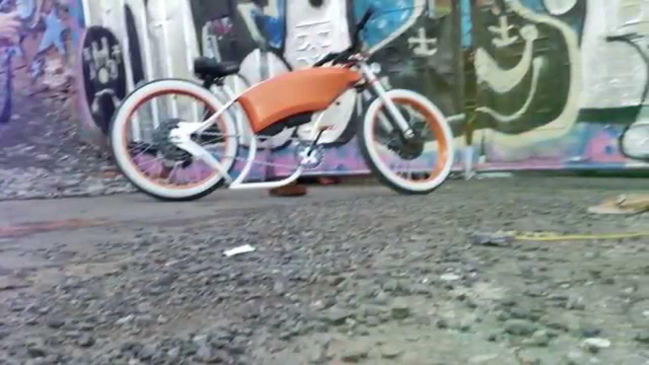 Electric Cruiser Bicycle 2wd Electric Bicycle El Sykkel
