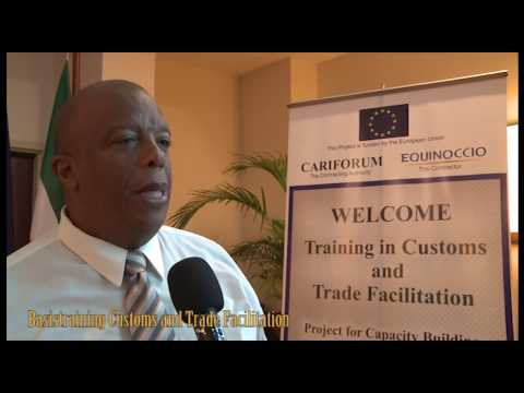 Training in Customs and Trade Facilitation - Suriname
