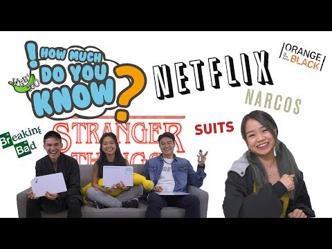 How Much Do You Know - Netflix