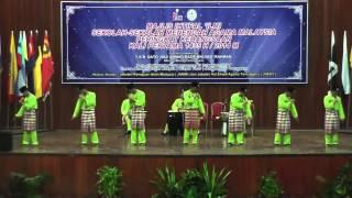 JOHAN Nasyid Ihtifal Ilmi Kebangsaan 2014 | Johor (Dzikron)
