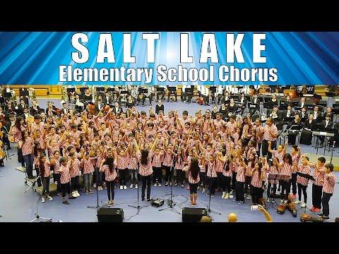 Salt Lake Elementary School Chorus | 2017 Moanalua Complex Concert