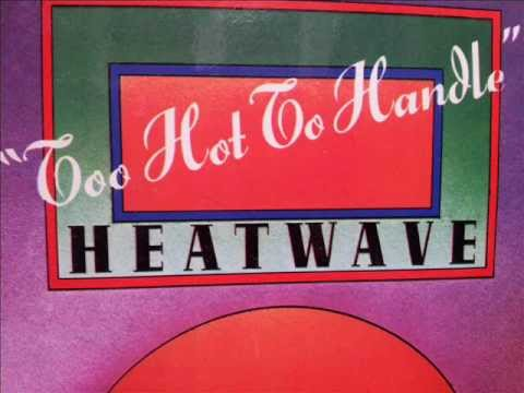 HEATWAVE Boogie Nights 1976 vinyl full track lp Too hot to handle