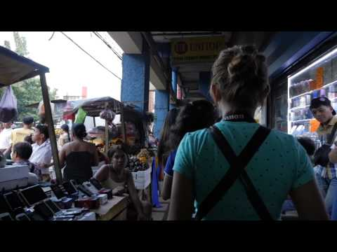 Walking In Downtown Bacolod - Philippines Vlog