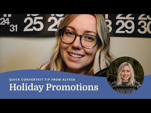 How to start preparing for holiday promotions
