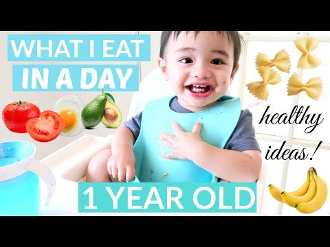 WHAT I EAT IN A DAY | TODDLER EDITION! TODDLER MEAL IDEAS!