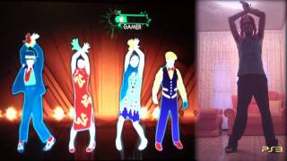 "06. Just Dance 3 PS3 - ""Taio Cruz - Dynamite"" 5 stars"