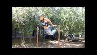 Street Workout(трюки на турнике)(вот и новое видео)в основном техника на силовуху будет отдельное видео)всем спасибо за просмотр!, 2013-09-29T05:52:55.000Z)