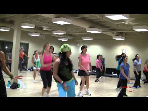 Group Exercise Class - ZUMBA