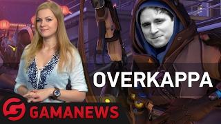 GamaNews — Свадьба в VR; GTA 5; Overwatch