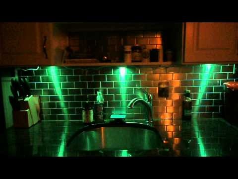 New Kitchen Lighting with Guest Billy Elliot