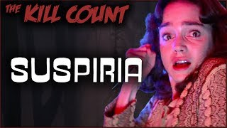 Suspiria (1977) KILL COUNT