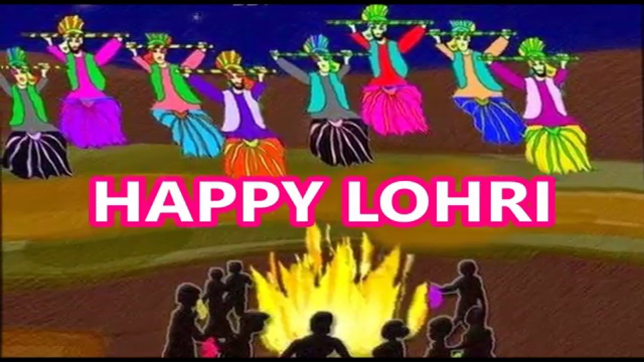 Happy Lohri 2017 - funny message, wishes, greetings, SMS ...