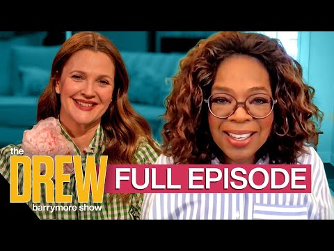 Drew Barrymore Interviews with Oprah, Dr. Bruce Perry and Di