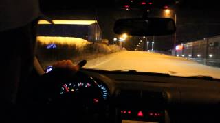 fwd drifting and raping the e brake audi a3 1 8t