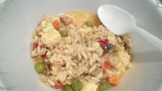 Review: Mountain House Italian Pepper Steak / Chicken Fried Rice - New For 2015!