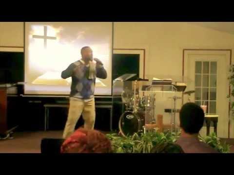 The Lamb Temple of God of Bainbridge, Ga.  God's Grace 8-10-14 2nd Sunday Youth Sunday
