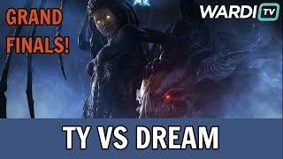 TY vs Dream (TvT) - Kung Fu Cup 2020 #2 GRAND FINALS!