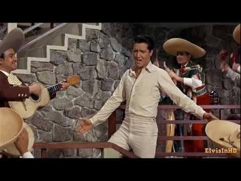 Elvis Presley - Guadalajara (Videoclip HD)