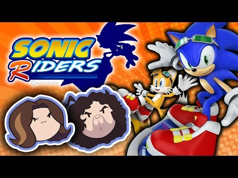 Sonic Riders - Game Grumps