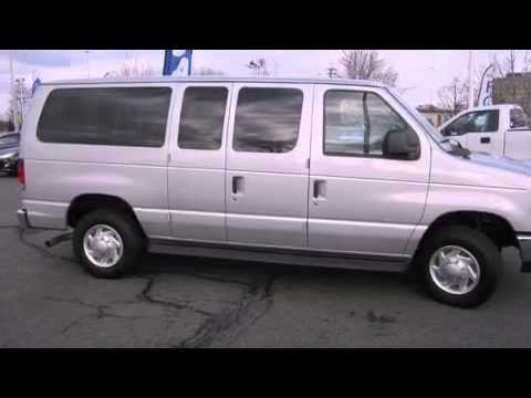 2011 ford econoline wagon springfield va 22150 youtube. Black Bedroom Furniture Sets. Home Design Ideas