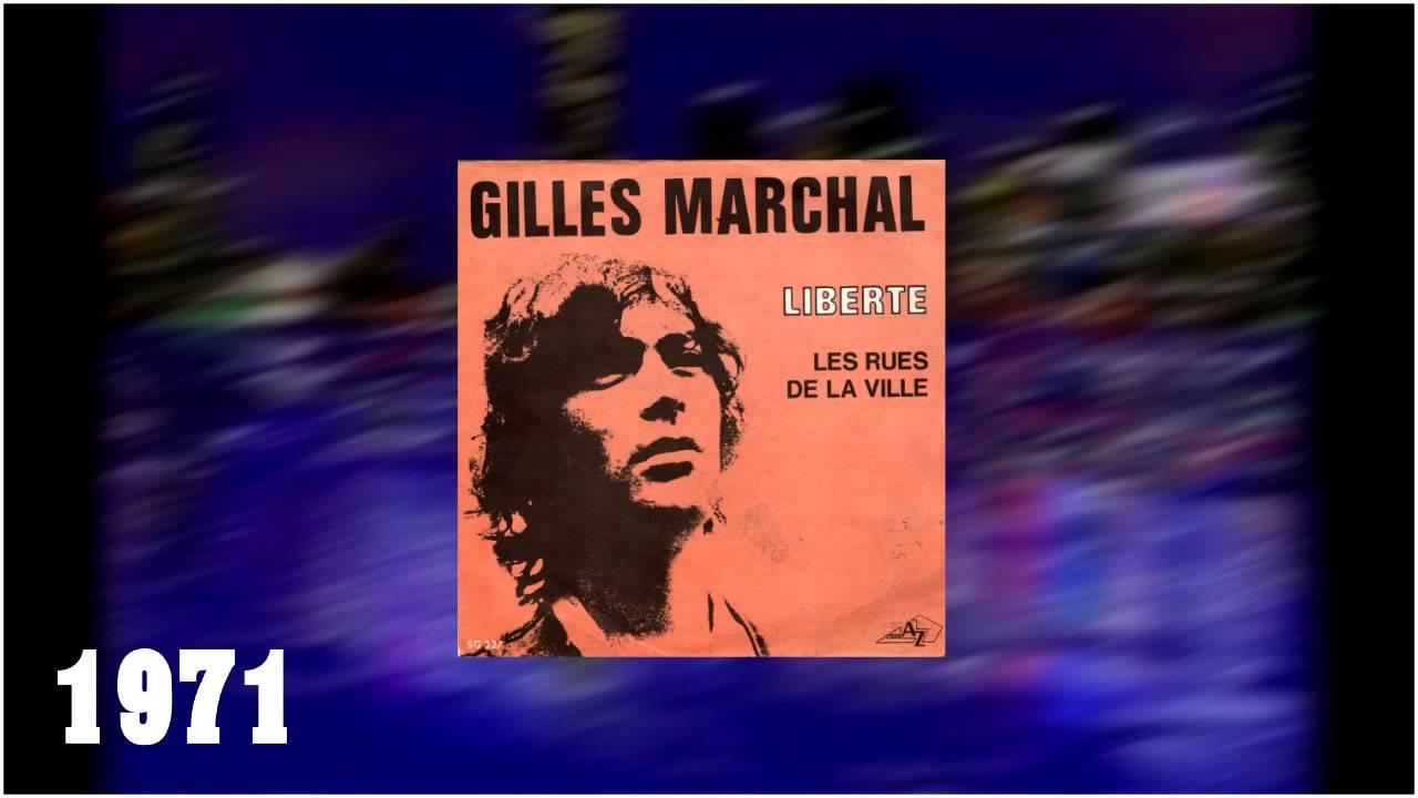 Gilles Marchal - La Ballata Di Buddy River / Noi Vivremo Per Lui