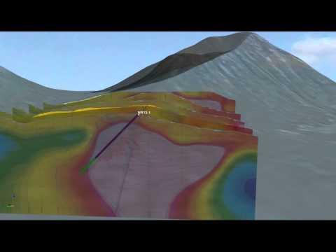 Colorado Resources - ROK Copper - Gold Porphyry, B.C.