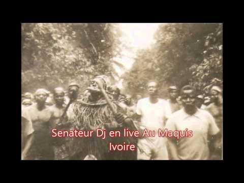 Senateur Dj - Au Maquis Ivoire Ahoué