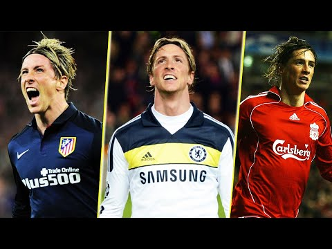 Goodbye Fernando Torres ● Top 50 Goals