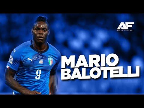 Mario Balotelli • Skills & Goals • HD