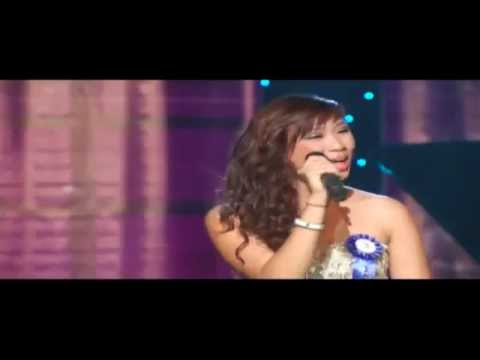 Giọng Ca Vàng 2012 - Thí Sinh Kaitlin Nguyễn