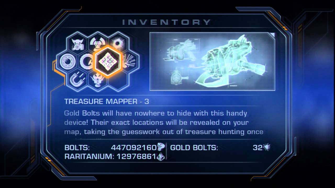 70 Ratchet Clank Future Tools Of Destruction Inventory Youtube