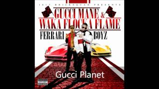 02. 15th And The 1st - Gucci Mane ft. YG Hootie | FERRARI BOYZ